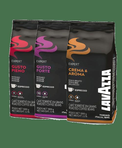 عملیات-مخلوط-لوبیا-قهوه-متخصص-lavazza