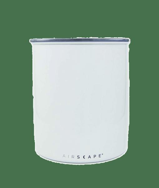 جعبه-ذخیره-قهوه-airscape-حدود-500-گرم-قهوه-سفید