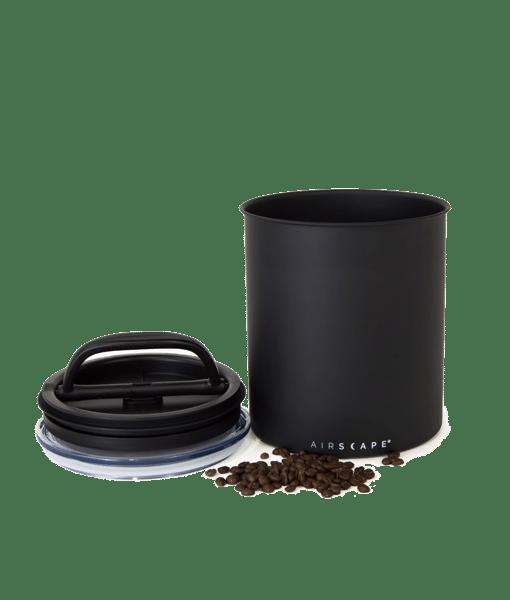 جعبه-ذخیره-قهوه-airscape-حدود-1-کیلوگرم-قهوه-سیاه