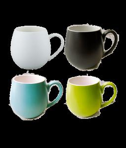 یک-فنجان-قهوه-/-چای-در-رنگهای-متنوع