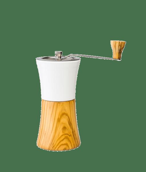 چوب-آسیاب-قهوه-سرامیکی-hario-–-آسیاب-قهوه-مخروطی-چوبی-با-چاقوهای-سرامیکی