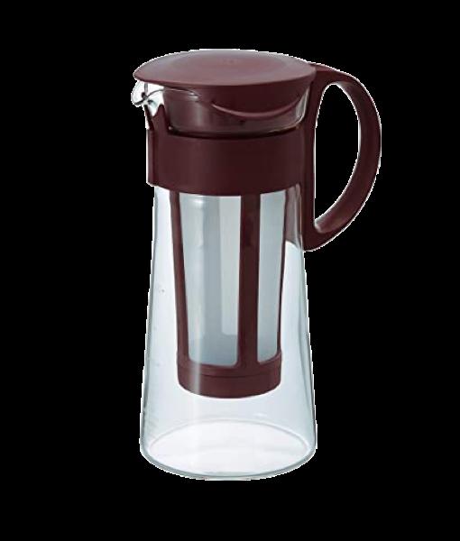 شیشه-استخراج-قهوه-سرد-mizudashi-hario-600-میلی-لیتر-–-cold-brew-–-قهوه-ای-شکلاتی