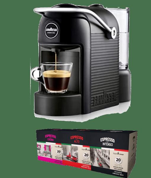 قهوه-ساز-lavazza-amodo-mio-julie-–-144-کپسول-هدیه