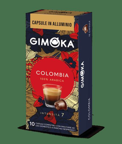 کپسول-آلومینیوم-gimoka-colombia-colombia-برای-ماشین-آلات-nespresso-–-100٪-arabica