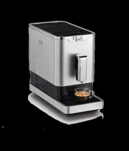 دستگاه-قهوه-pascale-&-amp؛-چای-نقره-ای