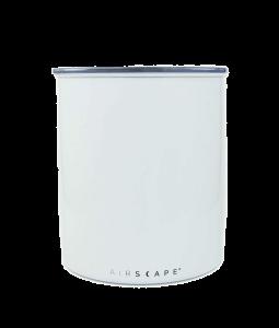 جعبه-ذخیره-قهوه-airscape-حدود-1-کیلوگرم-قهوه-سفید