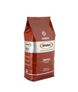 دانه-های-قهوه-ایتالیایی-bristot-espresso-3-کیلویی