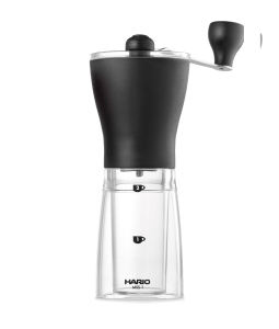 آسیاب-قهوه-سرامیکی-هاریو-،-مینی-اسلیم-–-آسیاب-قهوه-مخروطی-مینی-اسلیم