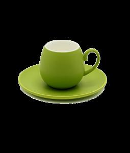 یک-فنجان-اسپرسوی-آغوش-سبز-شامل-ته
