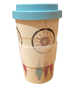 یک-فنجان-بامبو-هندی-با-طراحی-محیط-زیست